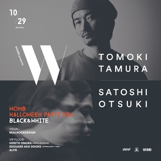 Womb Halloween Party 2016 -Womb presents W-